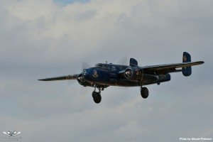 CAF_B-25 Mitchell MDevil Dog_ Moose Peterson