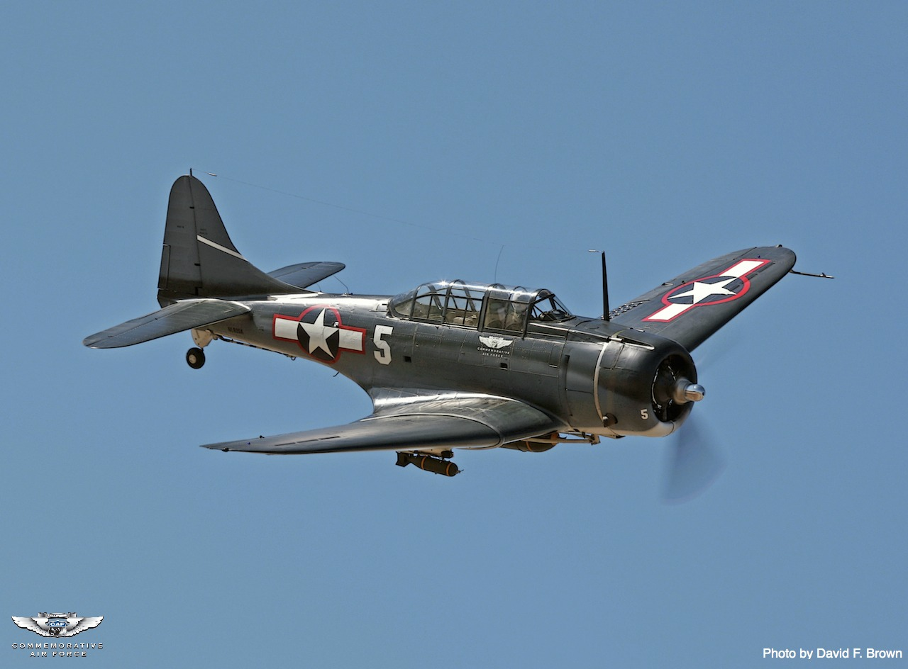 Aircraft Type Douglas SBD5 Dauntless Organization